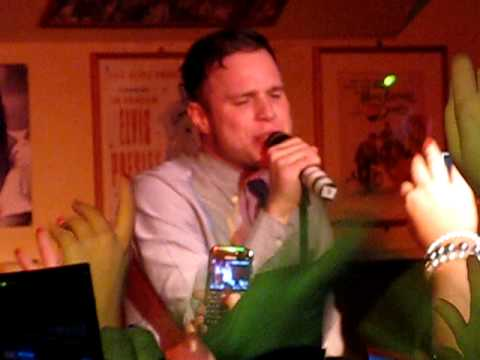 Superstition, Olly Murs, Campus Glasgow