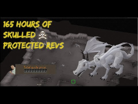 Loot from 165 hours of Skulled Revenants (Protected)
