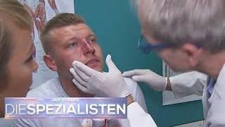 Peinlicher Anmachspruch mit Folgen: Frau verkloppt Mann! | Die Spezialisten | SAT.1