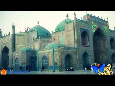 Nowruz in Mazari sharif
