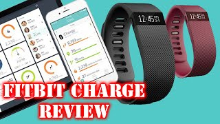 FitBit Charge Review - Pros VS Cons & Features