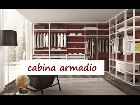 cabina armadio - YouTube