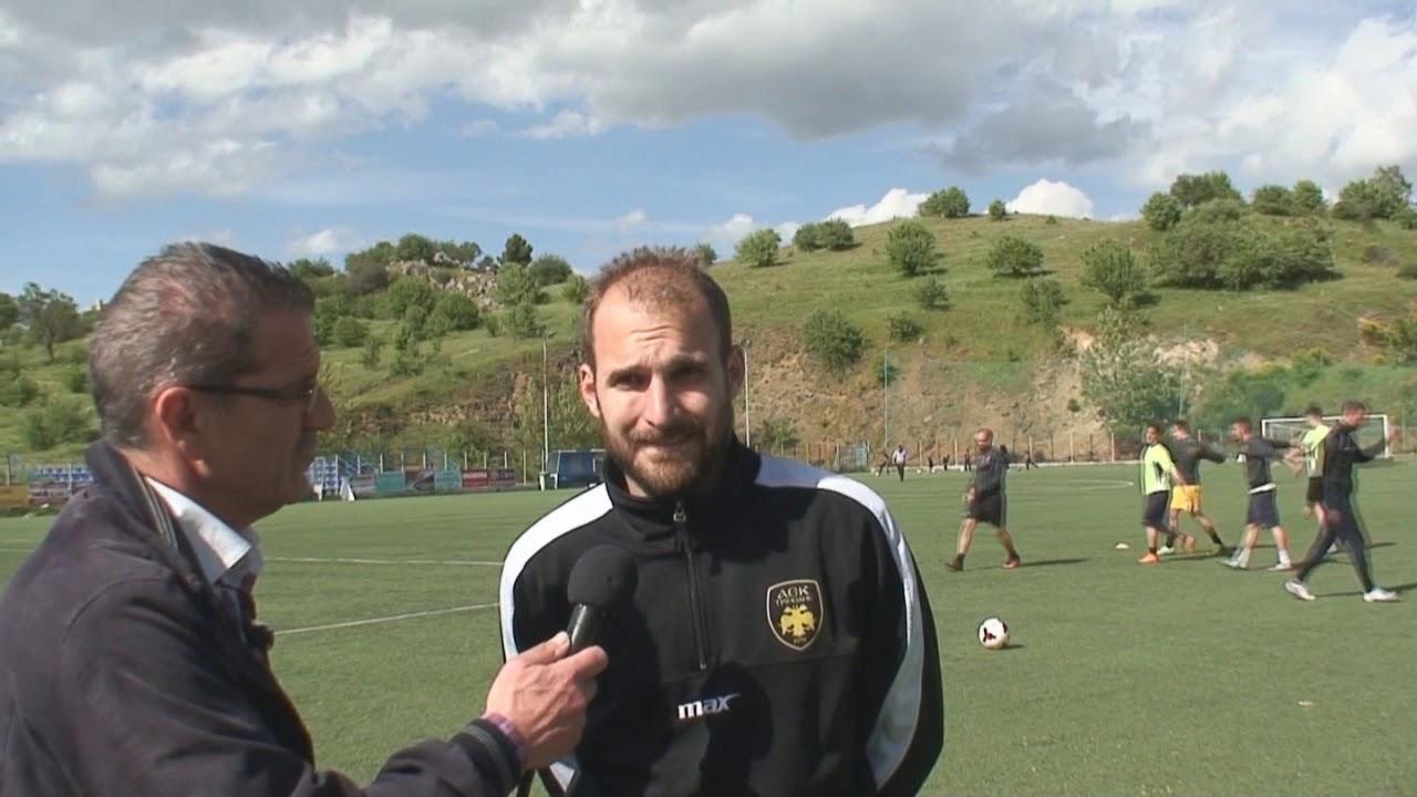 Ιάσωνας Κοκκινάκος Παίκτης ΑΕΚ Τρίπολης