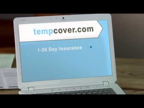 Quick Cover Car Insurance | Tempcover - 2012 Television Advert