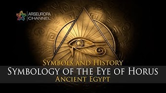 Symbology of the Eye of Horus -  Ancient Egypt -  SEMEION, Symbols and History