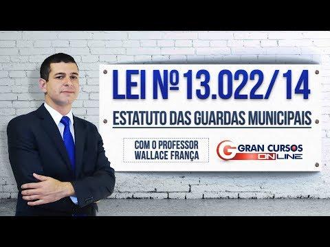 Especial Lei nº13.022/2014 - Estatuto das Guardas Municipais
