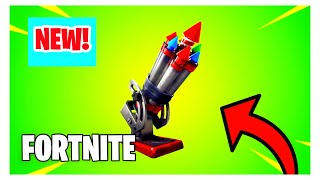 The *New* Bottle Rockets In Fortnite.... Yay