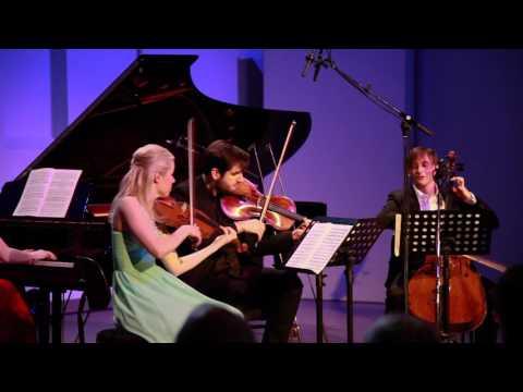 Schubert: Forellenkwintet 1/4 - International Chamber Music Festival Ede