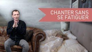 VOIX FATIGUÉE QUAND JE CHANTE - #BienChanter