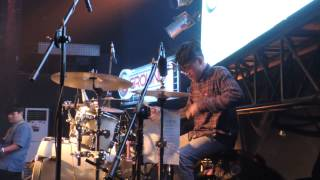 Danis Drummer FSTVLST #3 AT LIQUID CAFE JOGJA 29 MEI 2015