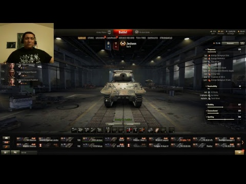 ON THE LAND THIS PENGUIN SHALL WILL BE | World of Tanks Live Stream