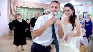 Вадим и Юля Свадебные Приколы от Skylight www.slsvideo.com