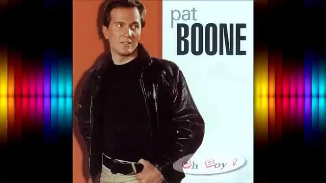 Pat boone oh boy youtube