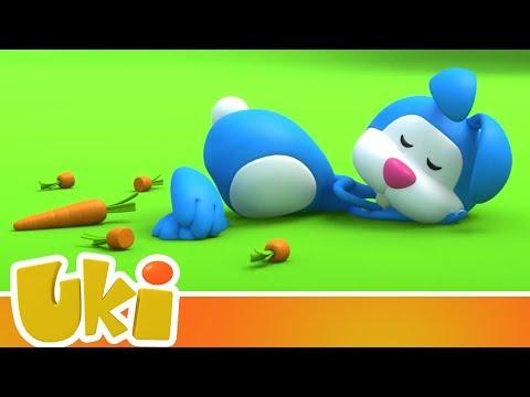 Uki - Wake Up Rabbit! (Full Episode)