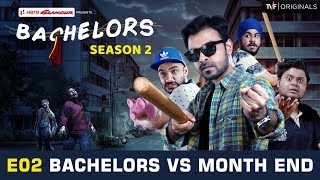 tvf bachelors   s02e02 bachelors vs month end