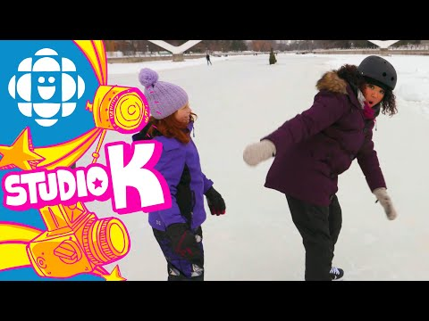 Todays Thing: Skating the Rideau Canal | CBC Kids