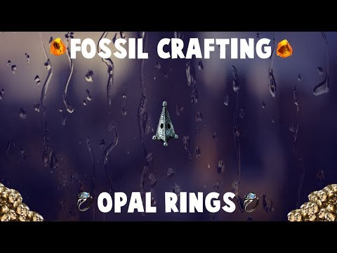 Is Fossil Crafting Opal Rings Profitable? -FEAT  72x