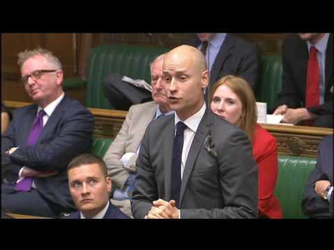 Prime Minister Agrees With Aberavon MP,4th May 16