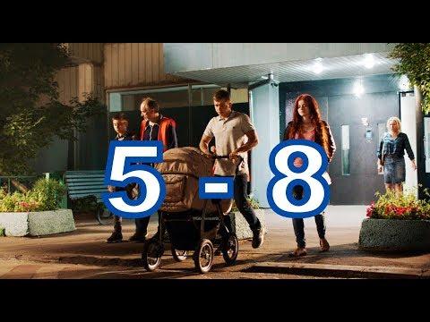 Сериал Ольга 3 сезон описание 5 - 8 серии, содержание серии и анонс, дата выхода
