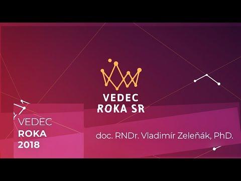 Vedec roka SR 2018 - Vedec roka