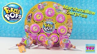 Pikmi Pops Surprise Mega Pack Style Series Toy Review | PSToyReviews