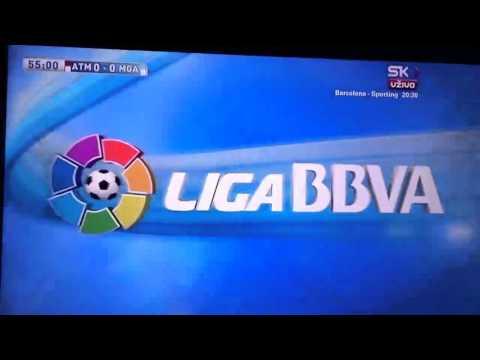Atletico Madrid Vs Malaga Second Half Live Stream 23.4.2016