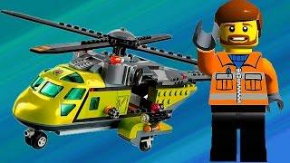 LEGO® Juniors Create машинки мультики игра для детей про лего мультики на русском языке строим город
