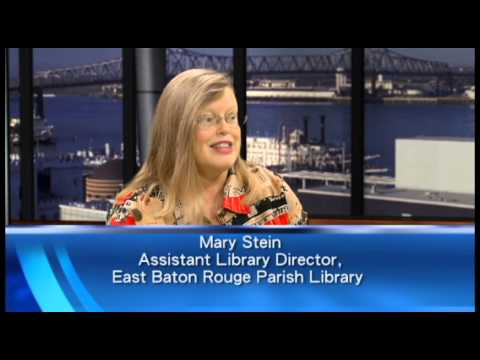 Mary Stein, Assistant Library Director - East Baton Rouge Parish Library