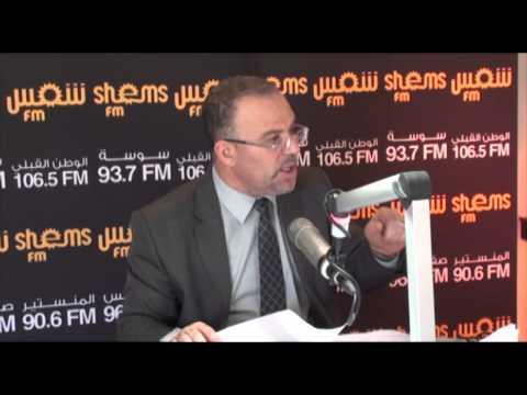 Samir Dilou: le dédommagement n'a rien à voir avec l'amnistie générale