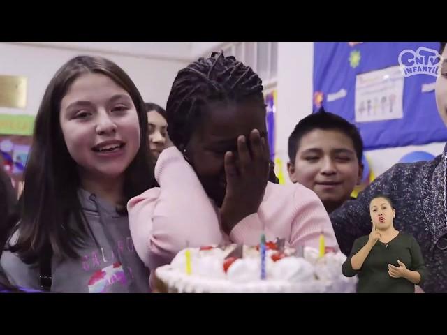 Mundo de amigos: Therana y Marcela | Videos en lengua de señas chilena para niños