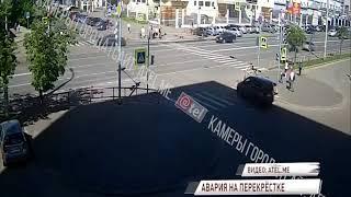 Страшное ДТП в Рыбинске: пассажирка «десятки» в реанимации