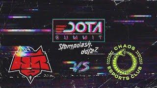 HELLRAISERS VS CHAOS | BO3 | DOTA SUMMIT 11 |  LOSERS FINAL