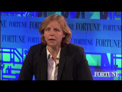 Megan Smith: The tech problem inside the White House | Fortune