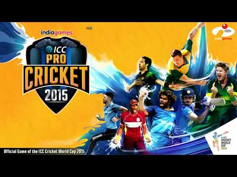 download icc pro cricket 2015 android game apk + data 100