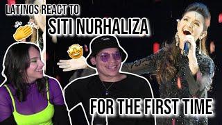 Latinos react to Siti Nurhaliza for the FIRST TIME | Seindah Biasa | REACTION