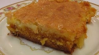 Bettys Gooey Butter Cake