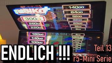 ENDLICH!!! auf 300€ Hochgedrückt - Spielothek Merkur 2020 NEU Ruhe drin Teil 13