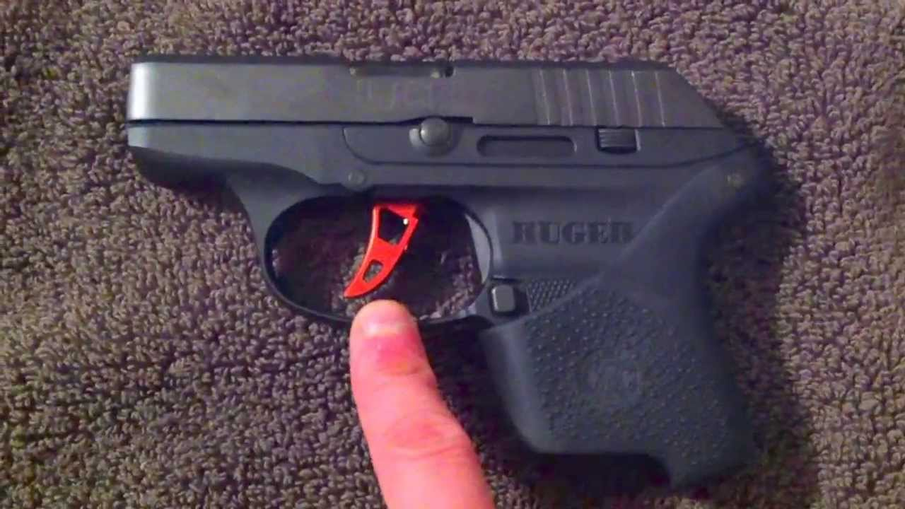 Ruger Lcp Upgrades
