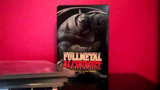 Full Metal Alchemist (season two) DVD review