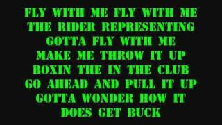 Hands In The Ayer - Flo-Rida lyrics