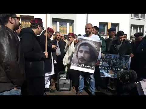 Pashtun Uprising Against State Terrorsim of Pakistan