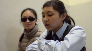 Publication Date: 2016-10-28 | Video Title: 貢 · 融 香港視網膜病變協會「Teen使●共融」微電影創作