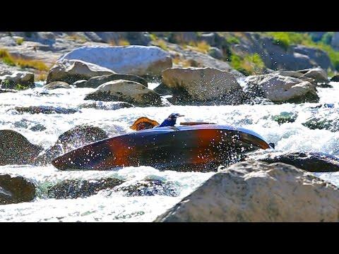 Kayak Fishing: Surviving the Pecos River - Part 4