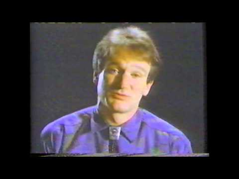 Amnesty International Commercial with Robin Williams - 1993
