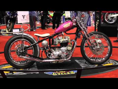 2014 Northern California Progressive International Motorcycle Show Recap
