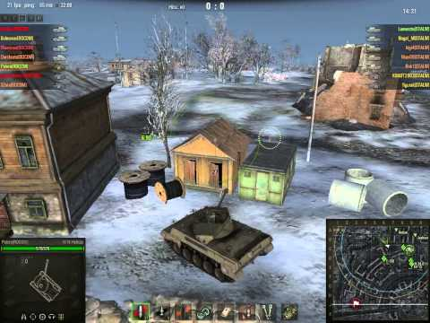 World of Tanks - Extra RO - ROCOM skirmish 2 p2