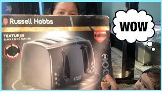 UNBOXING RUSSELL HOBBS 4 SLICE…