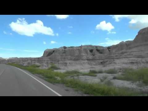 Badlands National Park 3-Door Trail, South Dakota