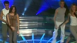 A-Teens - Gimme! Gimme! Gimme! (ABBA) (1999) HD 0815007