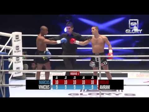 GLORY 8 Tokyo: Mosab Amrani vs Marcus Vinicius (Full Video)